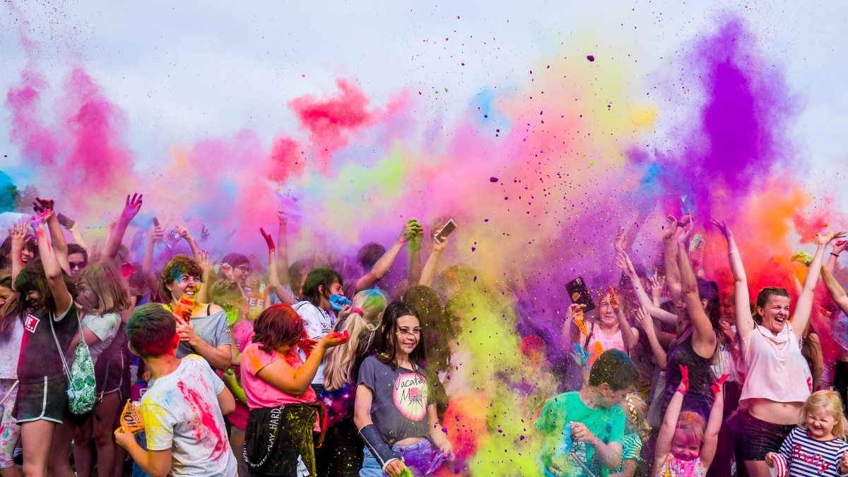 Sprawdź, jakiego koloru jest twoja osobowość