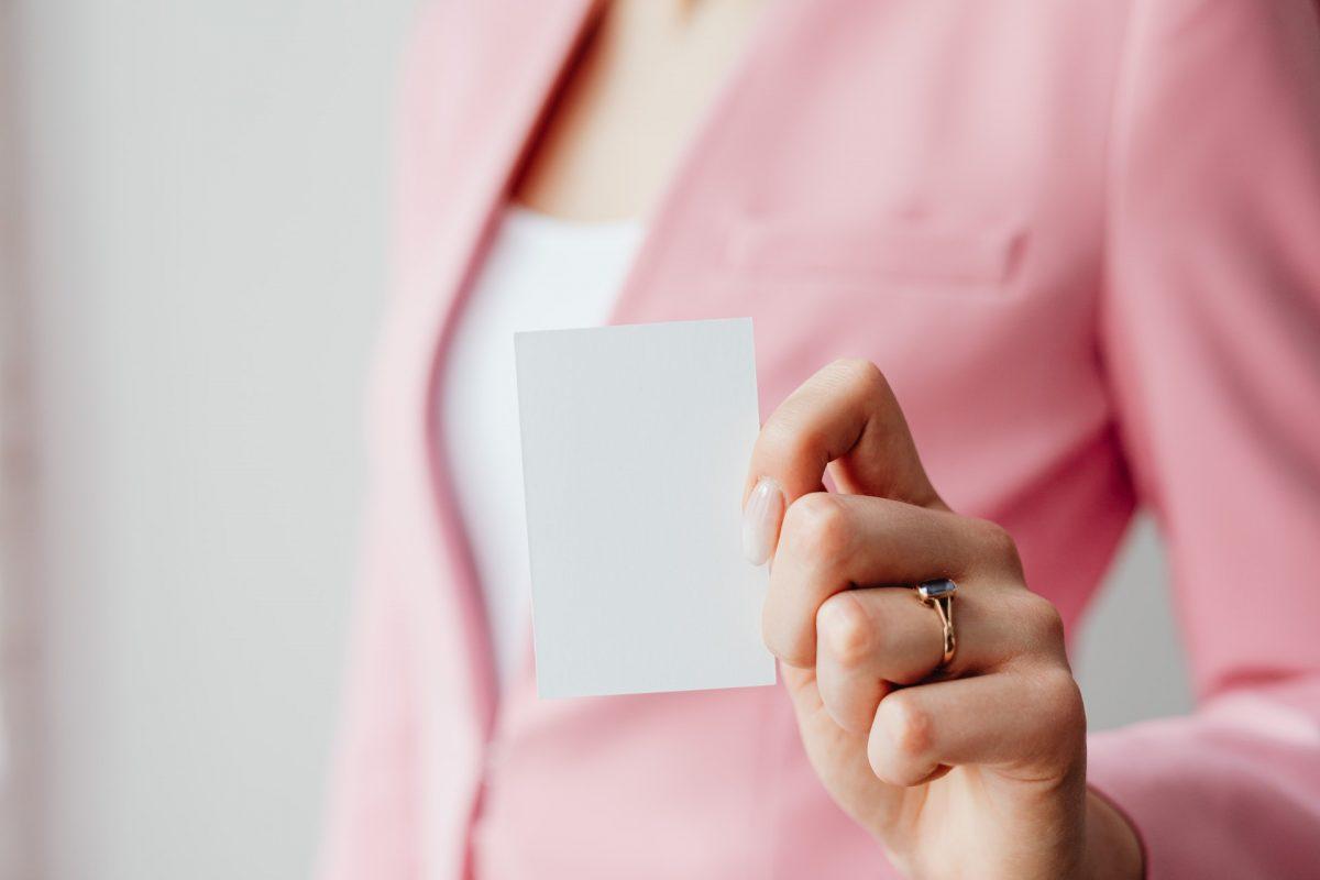 Projektowanie wizytówek – co jest ważne?